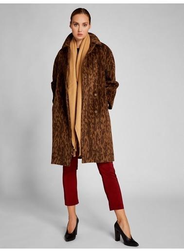 Vekem-Limited Edition Palto Leopar